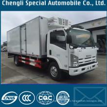 Isuzu 10tons refrigerador camiones caja camiones