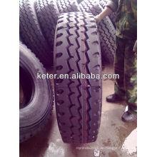 fleckiger Reifen 11R22.5