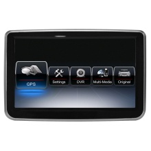 Audio Car DVD Player New for Mercedes-Benz Cla/B Radio GPS Hualingan