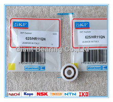 SKF 625/Hr11qn Miniature Small Plastic Polymer Glass Ball Bearing