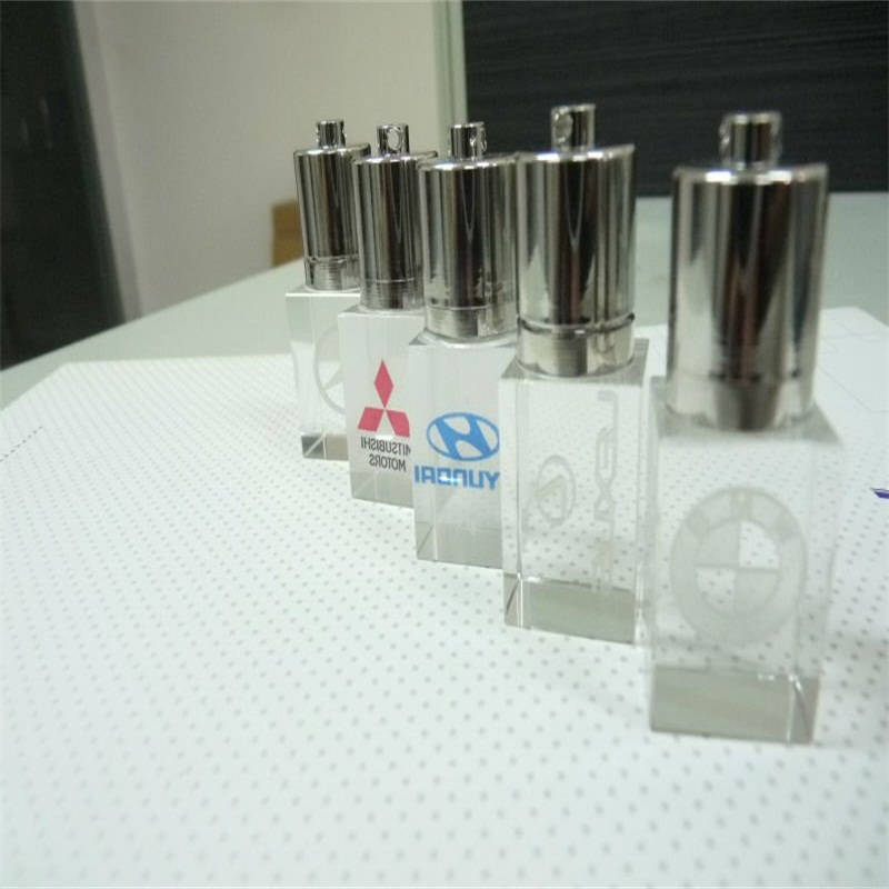 Gifts Custom Perfume Crystal Usb