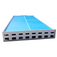 Low Cost Light Prefabricated Hot Galvanized Steel Structures Workshop