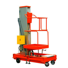China Factory Stationary Electric Lifting Work Platform Lift Steel Lift Table
