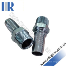 NPT Male Hydraulic Hose Fitting Hydraulic Male Fitting (15611)