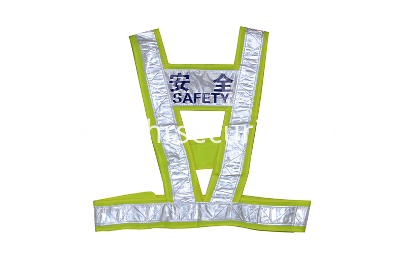 Traffic safety function vest