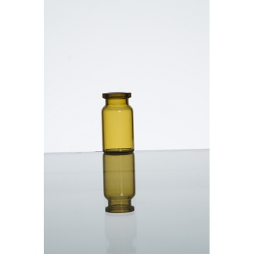 Amber Color Glass Vials