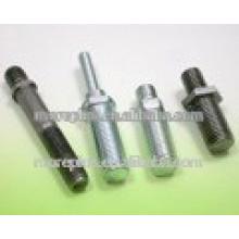 Made in Taiwan Stahl Edelstahl Kupfer Doppelte Schraube spezielle Double End Threaded Stud