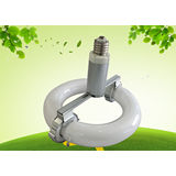 300w Electrodeless Induction Lamp Fluorescent Lighting Circle Shape For Cold Storage