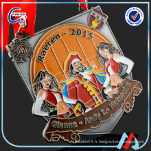 Médaillon de médailles de souvenir olympique