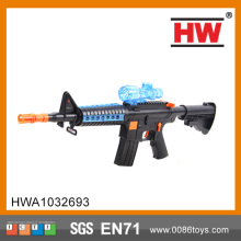 New Design 66CM Black Kids Plastic Soft Bullet Gun Toy