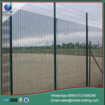 anti climb welde fence 358 security fence