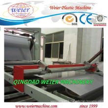 Plastic PP PE ABS Sheets Manufactured Extruder Machinery