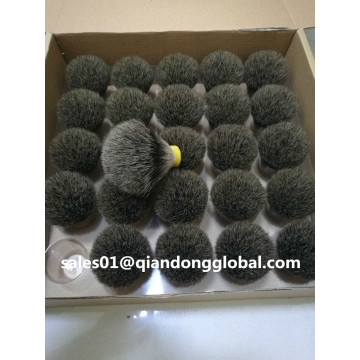 26mm Extra Density Pure Badger Hair Knot