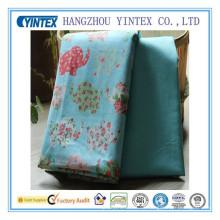 Tela de algodón suave caliente de alta calidad de la moda de la venta caliente