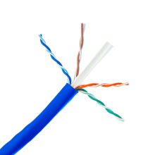 Factory lowest price 23AWG UTP computer Cat6 cable