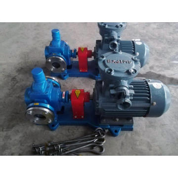 electric explosion proof oil pump