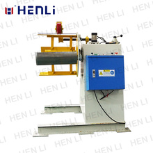 Aluminum  Steel Coil Decoiler For Air Condition Hardware