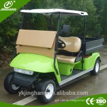 Carrito de golf eléctrico para uso general Carrito de carga con CE para jardinería