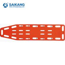 SKB2A02 движется тело доски позвоночника машины скорой помощи оборудования пациента