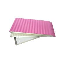 16mm PU sandwich material roof panel,sandwich wall panel, PU sandwich material/PU Foam Sheet
