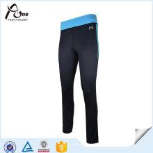 Venta al por mayor personalizada Spandex Mujer Leggings Sexy Yoga Wear