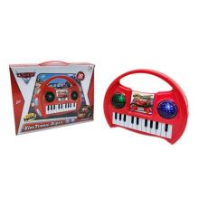 Órgano electrónico con luz 3D y música en venta (10218606)