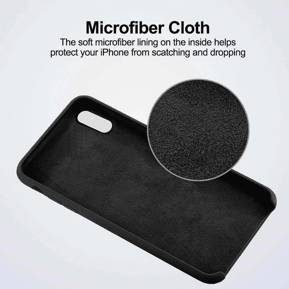 antifouling silicone iphone cover