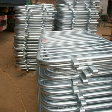 CROWD CONTROL BARRIERS WITH HOT-DIPPED GALVANIZED