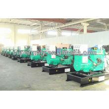 CE утвержденный дизель-генераторный агрегат weifang 100kw ricardo