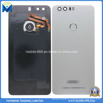 Mobile Phone Parts Back Glass Cover for Huawei Honor 8 Rear Cover