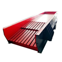 Vibrating Feeder with High Wear-Resistant Lining Plate