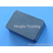 Sintered Hard Ceramic Block Hard Ferrite Magnet