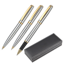 stainless steel pen set