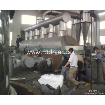 PLG Series Rotary Plate Dryer