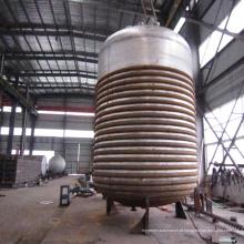 Tanque de armazenamento de aço inoxidável