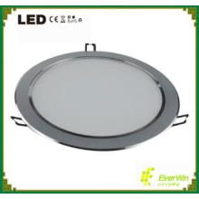 led recessed down light good quality and CE RoHS approved,6 inch 20W