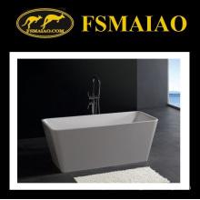 Rechteckige freistehende Badewanne mit freistehender Oberfläche (BS-8603)