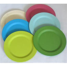 (BC-P2013) Hot-Sell Natural Bamboo Fibre Plate/Kitchenware