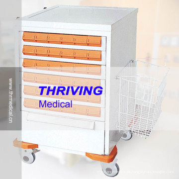 Carro de dispensación médica para la venta (THR-ZY108)