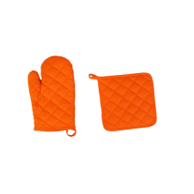 Marble Oven Mitt And Potholder Set