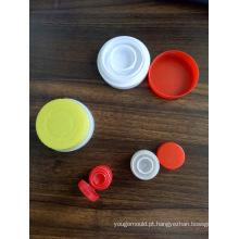 Molde plástico do tampão do óleo comestível da injeção de 28 milímetros