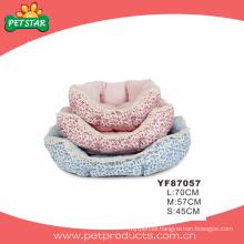 Handmade Dog Bed, Fleece Dog Beds (YF87057)