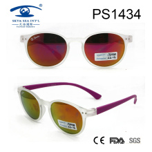2017 New Woman Fashion Lady PC óculos de sol (PS1434)