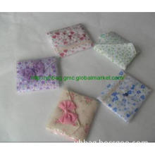 Promotional Foldable Sanitary Napkin Pad Bags (for Girls and Lady)