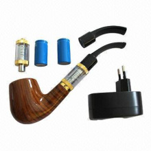 electronic cigarettes with High quality e pipe mod kit 2.5ml dct