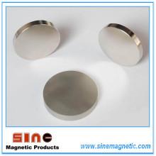 Постоянный магнит диска неодимия редкоземельных элементов (магнит NdFeB)