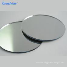 Grandview plastic  1mm 4x8 Silver color Acrylic Mirror Sheet