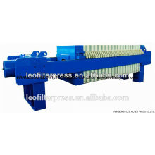 Fonctionnement minier automatique de presse de filtre de Leo