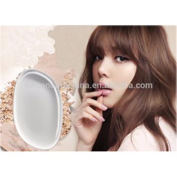 la esponja vendedora caliente del silicón del maquillaje de Amazon compone la esponja cosmética