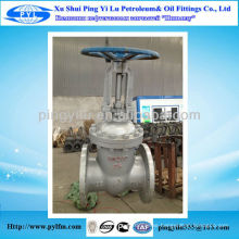 Water pipe gate valves